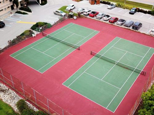 Tennis Courts - Beachview Condos - Sands of Marco - Marco Island, FL